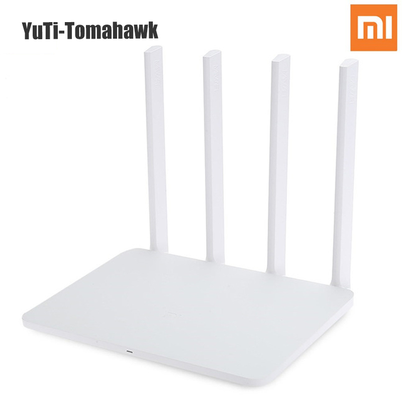 Xiaomi Router 3G WiFi Repeater 1167Mbps 2.4G/5GHz Dual 128MB Band Flash ROM 256MB Memory APP Control MI Wireless Router 3g original xiaomi mi wifi router 3g 1167mbps 2 4ghz 5ghz new style hottest dual band 128mb rom usb 3 0 us eu au plug router