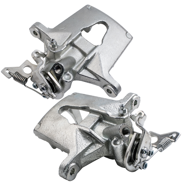 1Pair Rear Brake Caliper For FORD MONDEO 3 BWY 1.8-3.0 BIS 04 III 3 KOMBI 1133215 1144077 1S712552BC C2S18003 C2S43448 R&L Side