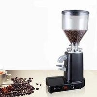 Semi-automatic Electric Coffee Grinder Italian Grinder Commercial Household Coffee Grinder Coffee Maker Machine SD-919L