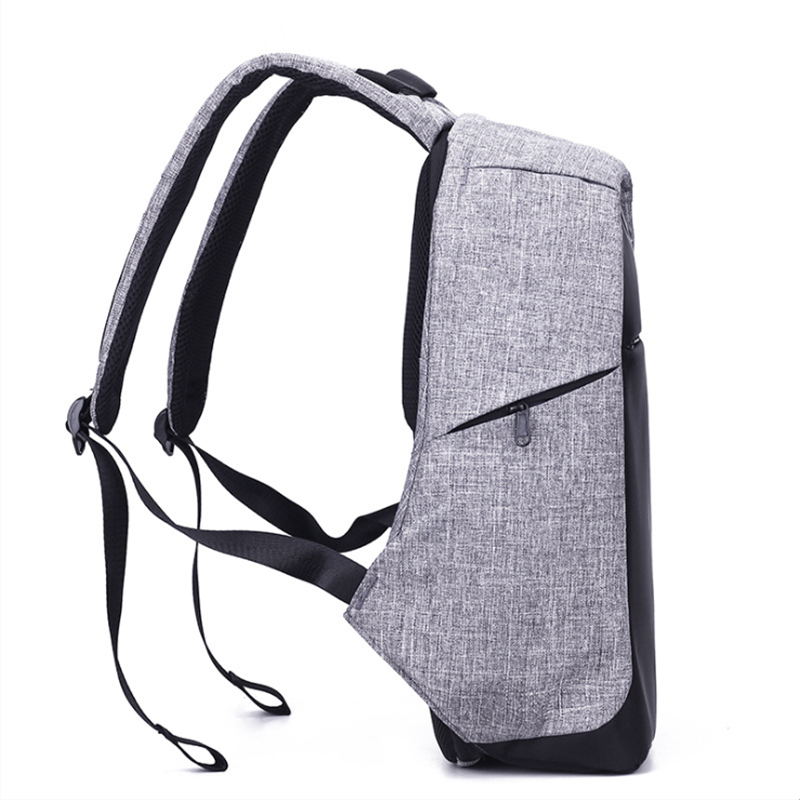 0760015d0d DANHEN Male Laptop Backpack USB Charging Anti Theft Backpack Men Travel  Backpack Waterproof School Bag Mochila-in Backpacks from Luggage   Bags on  ...