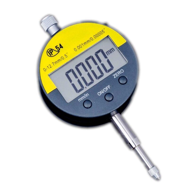 0.001mm IP54 Prova di Olio Elettronico Digitale Micrometro 12.7mm/0.5