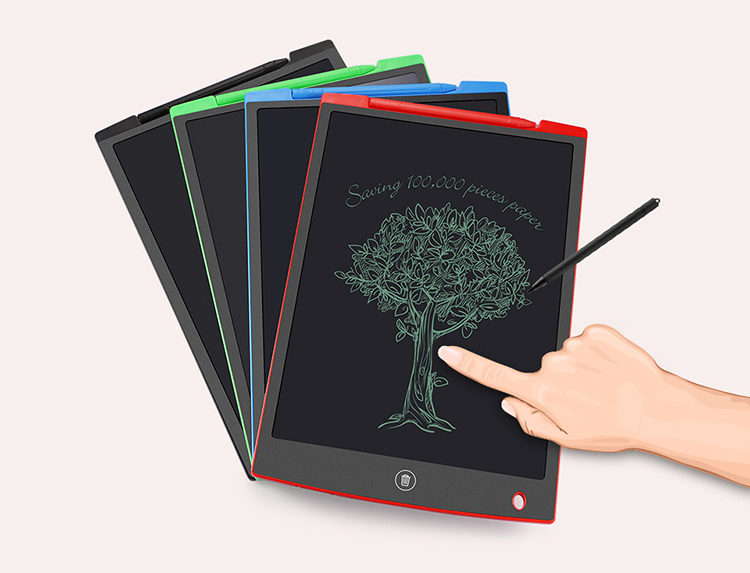 Portable 8.5/10.5/12 Inch LCD Drawing Board Writing Tablet Digital Handwriting Pads Electronic Tablet Board Ultra-thin Board