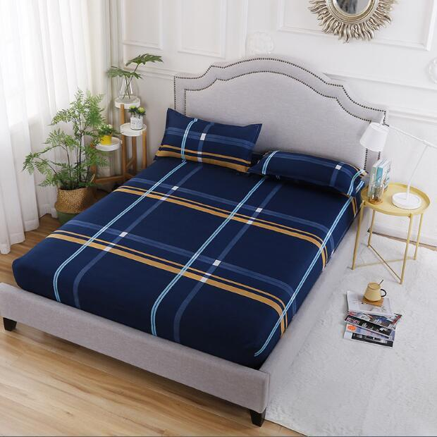 9d6324e10d Αγορά Προϊόντα υφάσματος | Bed Sheet With Pillowcase Blue Flower ...