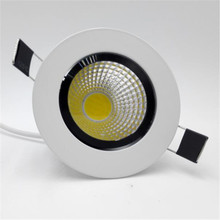 Wholesale HOT Sale!!! High Power 10W COB LED Dimmable downlight, ceiling lamp,30pcs/lot