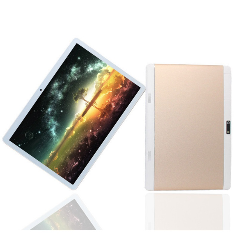 The Cheapest 10.1 Inch Original 4G Lte Phone Call Tablet Android 6.0 MTK6735 Quad Core  IPS Tablet WiFi 1G RAM 16G ROM