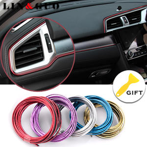 5 M Decoration Strip on Car-Styling Decals Auto Accessories Car Styling Brand Stickers