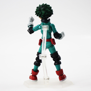 Image 4 - 15cm Figma 323 Midoriya Izuku Action Figure Mijn Hero Academia Anime Model Speelgoed Kinderen Gift