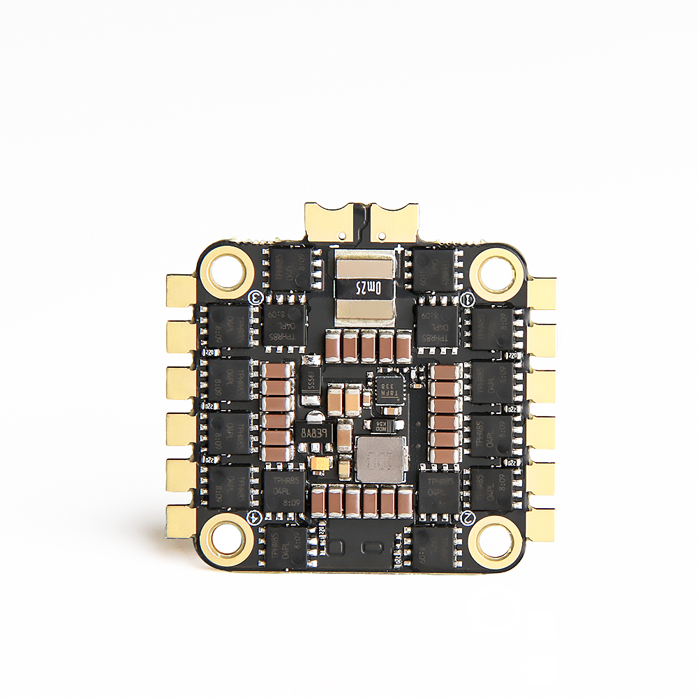 T MOTOR F55A PRO II 4IN1 32bits ESC with LED for DIY racing Drone Traversing FPV RC 5V@ 2A - 6