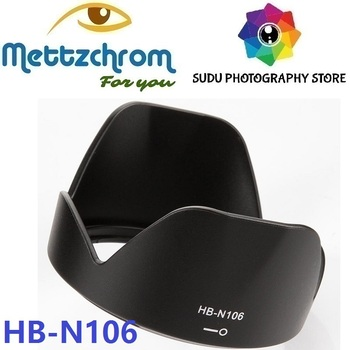 HB-N106 osłona obiektywu Nikon AF P 18-55MM tanie i dobre opinie Mettzchrom hbn106