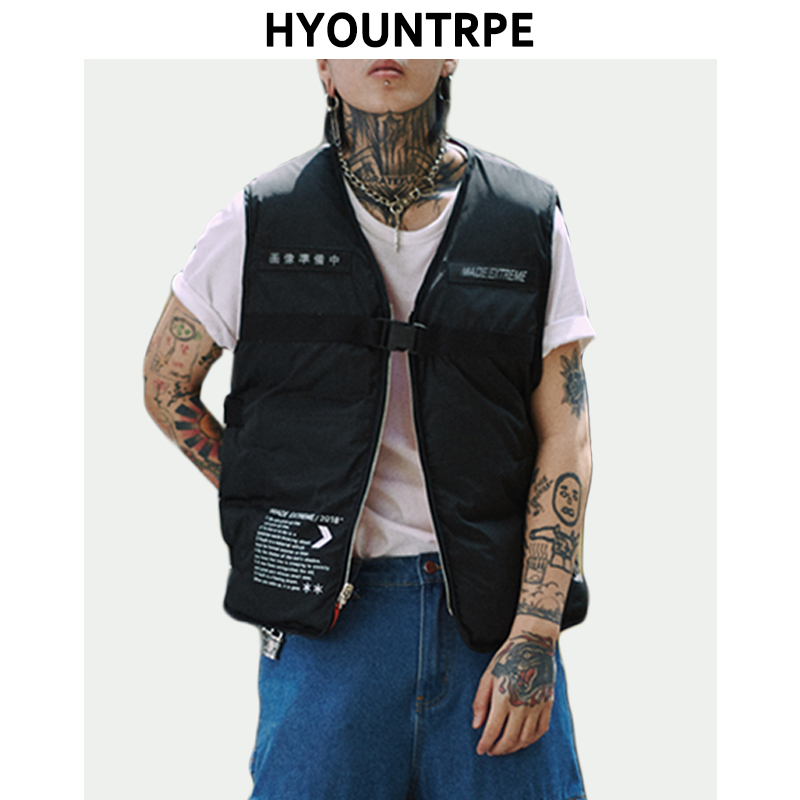 2019 Hip-hop Kanye West Street Ins Hot Style Chest Rig Military Tactical Chest Bag Functional Package Prechest Bag Vest Backpack To Enjoy High Reputation In The International Market Luggage & Bags Men's Bags