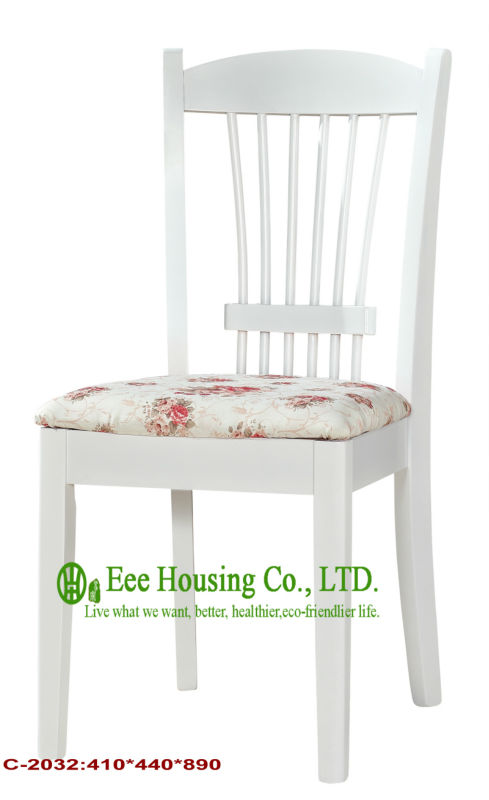C-2032  Luxurious Solid Dining Chair,Solid Wood Dinning Table Furniture With Chairs/Home furniture