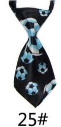Модный галстук с принтом для мальчиков; Детский галстук; маленький галстук - Цвет: 25