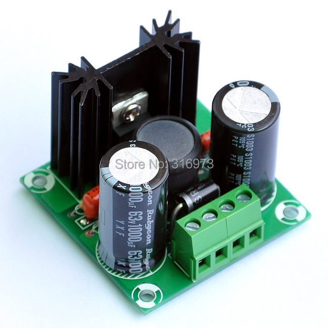 Step-UP Voltage Regulator Module Board, Out max. 60VDC