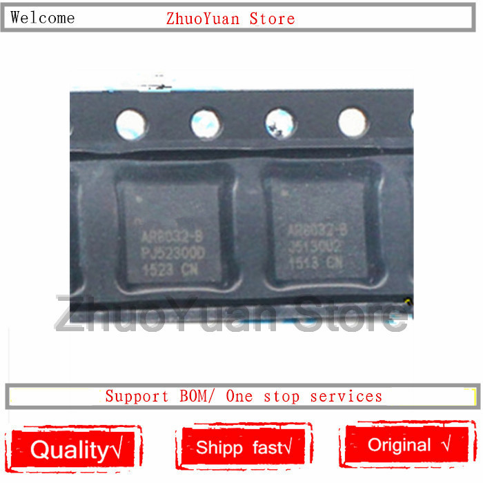 1PCS/lot AR8032-BL1A AR8032 AR8032BL1A 8032-BL1A AR8032-B QFN32 New Original