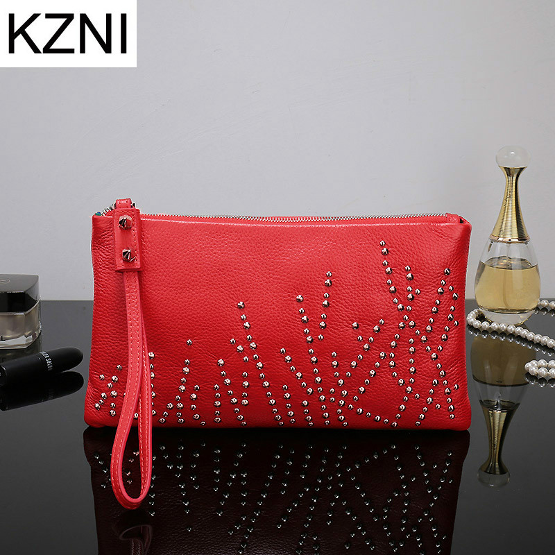 KZNI bag woman bags 2016 bag handbag fashion handbags crossbody bags for women quality bolsa feminina de marca famosa L102815 kzni genuine leather purses and handbags bags for women 2017 phone bag day clutches high quality pochette bolsa feminina 9043