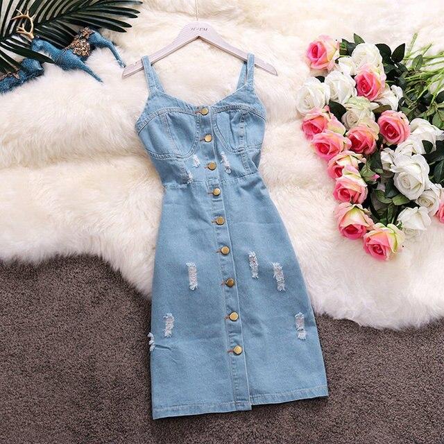 Women's Strap Sleeveless Dress