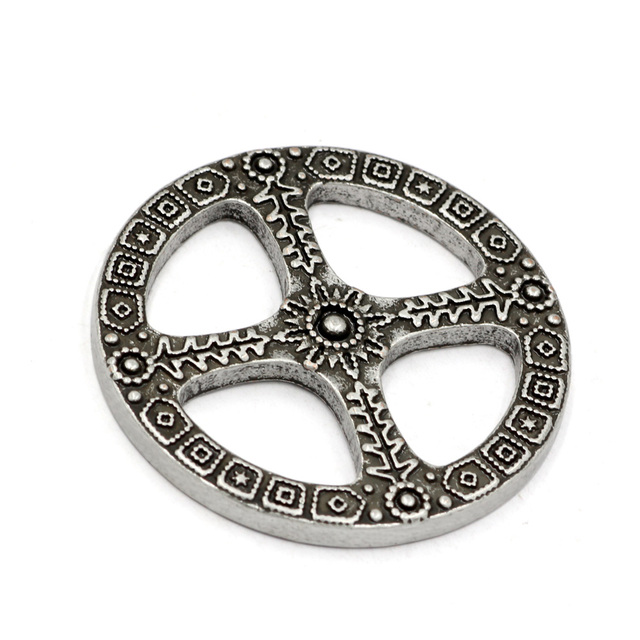 Sun cross pendant norse amulet wheel of life celtic necklace in sun cross pendant norse amulet wheel of life celtic necklace aloadofball Image collections