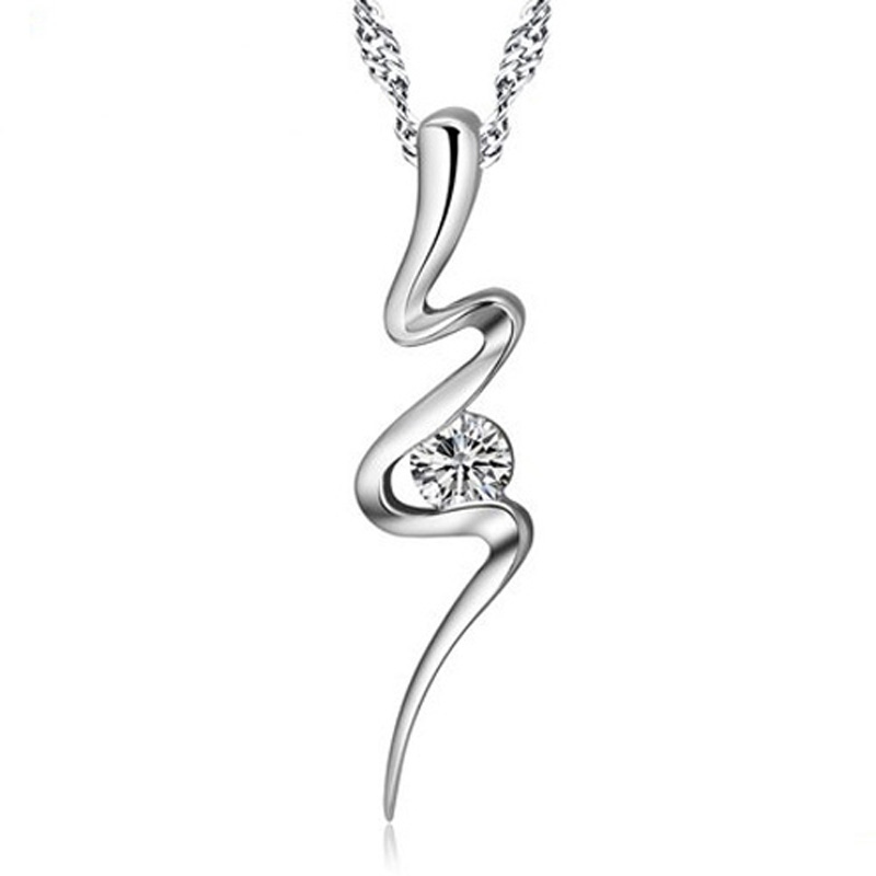 Low Price Wholesale Fashion Jewelry Silver Plated Plated
