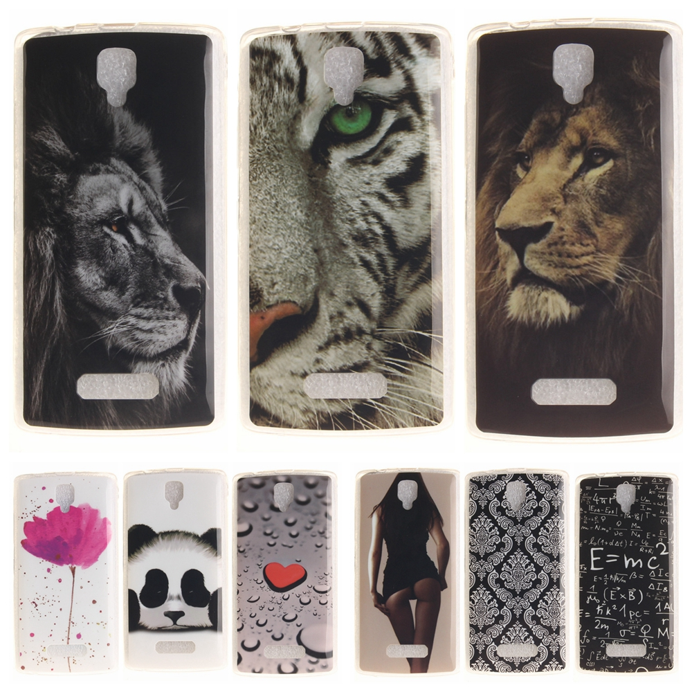Cartoon <font><b>Phone</b></font> <font><b>Case</b></font> for Coque Lenovo A2010 A2580 A2860 Soft Silicone Cover for Lenovo A 2010 <font><b>Panda</b></font> Lion TPU Back Protective <font><b>Cases</b></font>
