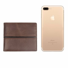 J.M.D  Short Standard Folds Mens Wallet Fashion Business ID Card High Quality Cow Leather For Men 8157-3C/8157-3Q