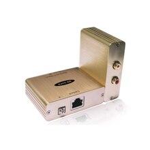 1 CH Stereo Hi Fi Ses Balun için tasarlanmıştır ses uygulamaları ve gerektirir tam aralığı, yüksek sadakat ses tepki.