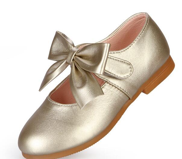 Printemps filles chaussures en cuir princesse appartements enfants chaussures filles baskets mignonnes pour les filles en bas âge formateurs 6079240