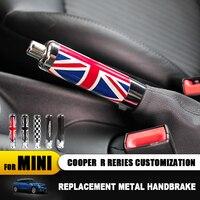 1 pcs John works Handbrake Cover 100% New Park Brake lever case for Mini cooper clubman R55 R56 R57 R58 R59