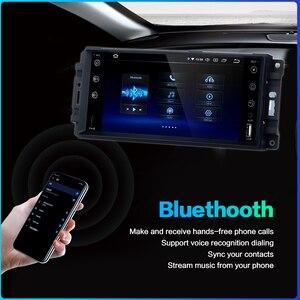 "Image 4 - Dasaita 7"" Android 9.0 Car GPS Stereo Radio for Jeep Wrangler Chrysler Dodge Commander Compass Patriot Grand Cherokee Liberty"