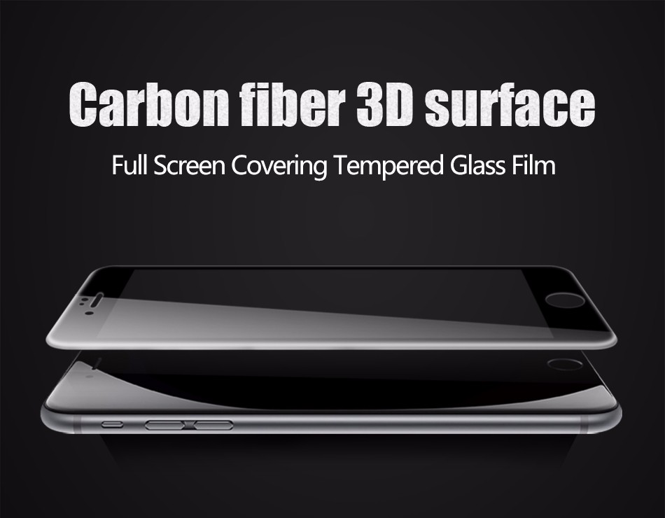 Temper glass screen protector for iphone 6 6s plus (1)