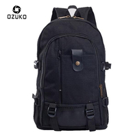 2017 Multi Functional Canvas Men S Backpacks Casual Fashion Student School Bags Backpack Women Men Male