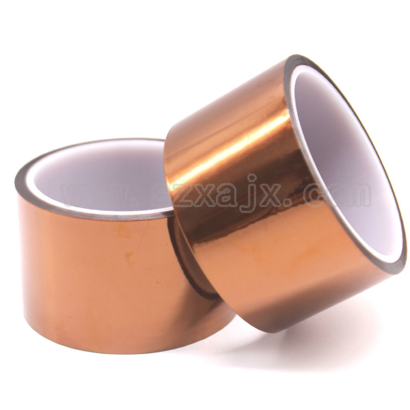 55mm X 33m 100ft Kapton Tape High Temperature Heat Resistant Polyimide fast ship 55mm x 33m 100ft kapton tape high temperature heat resistant polyimide fast ship
