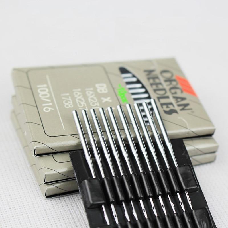 Organ Industrial Sewing Machine Needles 16X231 DBX1 SIZE 100//16 BROTHER JUKI