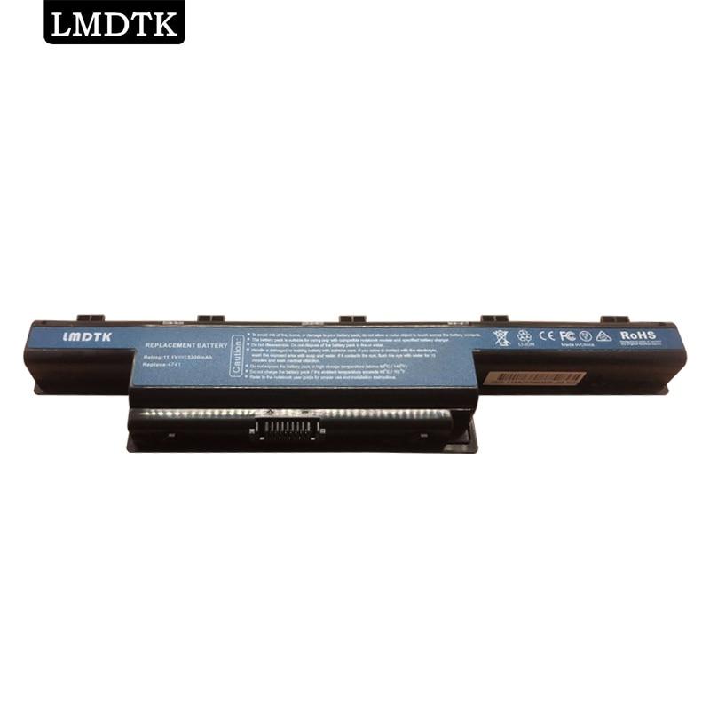 LMDTK Nytt laptop batteri För Acer Aspire 4741G 5741G AS10D31 AS10D3E AS10D41 AS10D51 AS10D61 AS10D71 AS10D73 AS10D75 AS10G3E