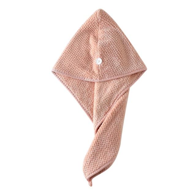 Asciugamano rapida asciugatura rapida asciugatura asciugamano baotou asciugamano adulto cuffia per la doccia 09256252