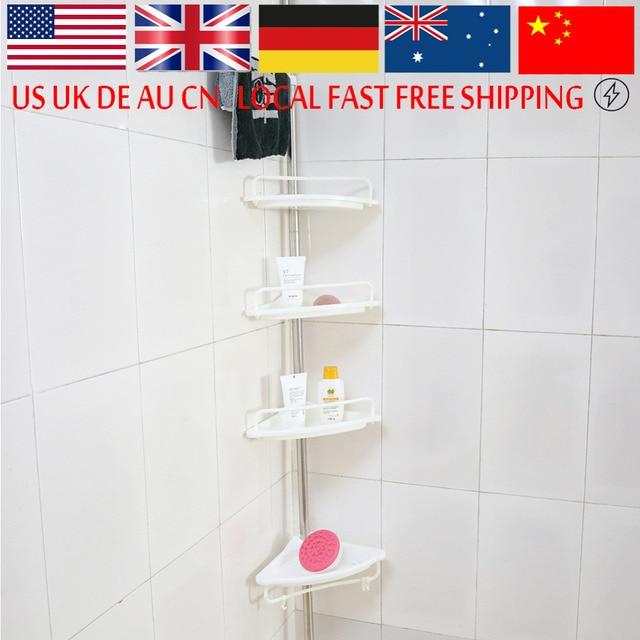 Badezimmer Eckregal Kunststoff