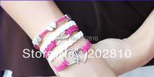 Лидер продаж оптовая продажа Южная Корея бархатные браслеты
