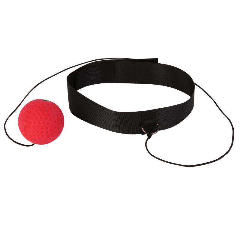 Reaction Speed Fight Ball Elastic Line Training Boxing Balls With Adjustable Head Band For Decompression Reflex Boxing Punch