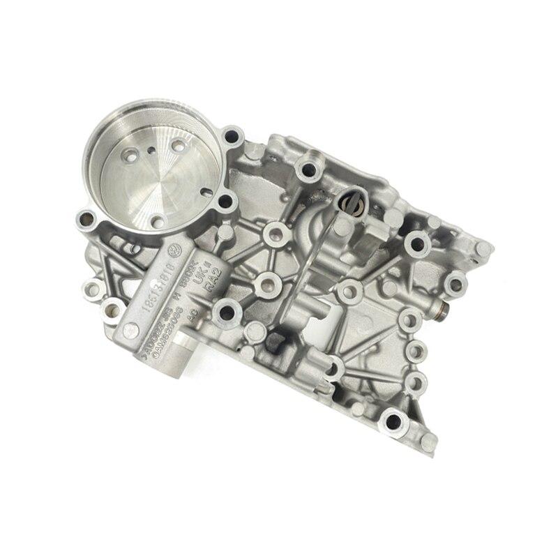 Épaissir 3.2mm 0AM DQ200 DSG boîtier d'accumulateur de carrosserie adapté AUDI Skoda Seat Passat 0AM325066AC 0AM325066C 0AM325066R