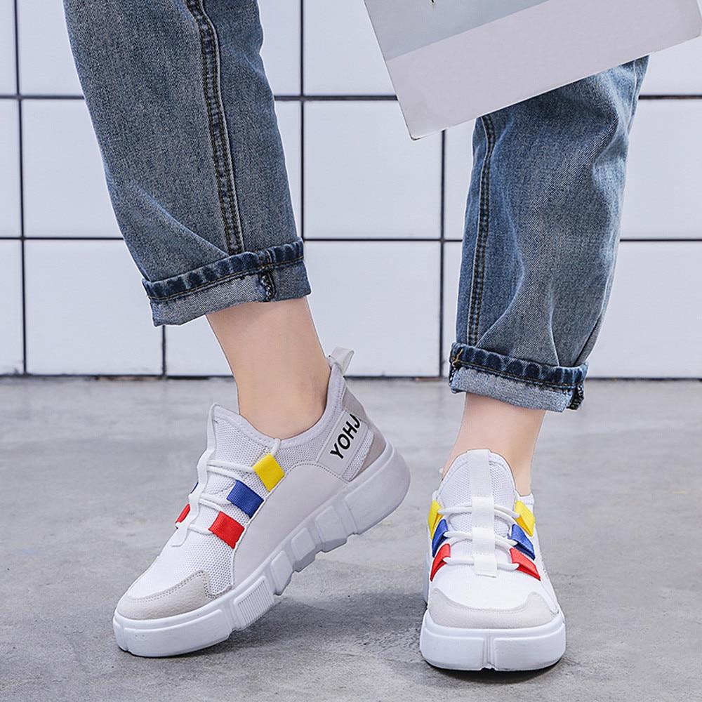 2018 Chaussures Youyedian D'été Sneakers Dames 3r5l4aj Femmes Vulcaniser PwXTlOZiku
