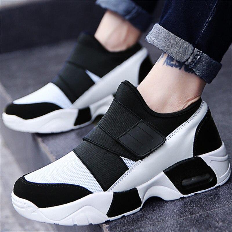 mérete 36-44 Nyári cipők férfi sportcipő nő Légáteresztő szerelmesek levegő Futócipő nőknek Trénerek Walking zapatillas mujer