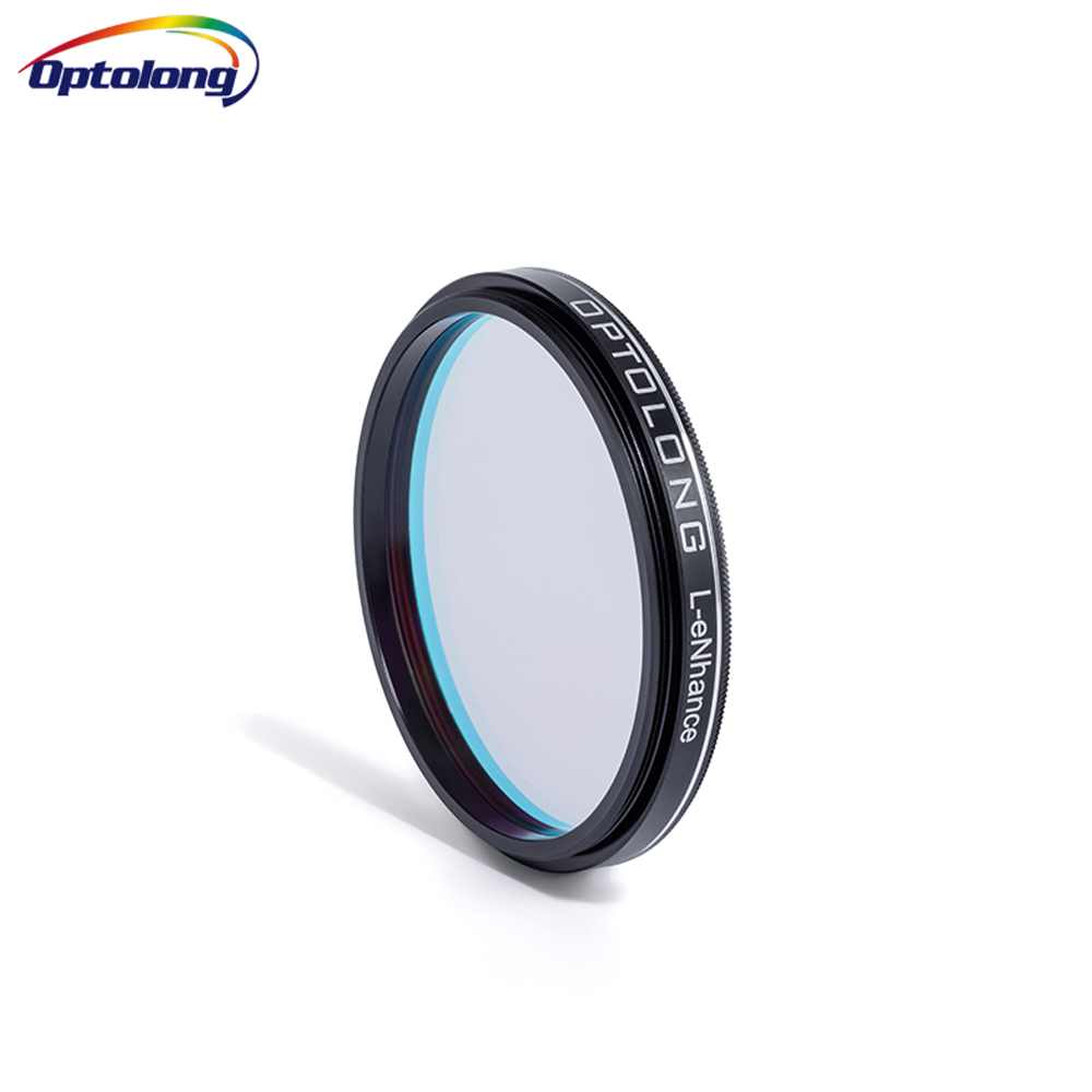 OPTOLONG 2 L-eNhance Filter Dual-band Pass Filter Designed for DSLR CCD Control from Light Polluted Skies Amateurs M0150B