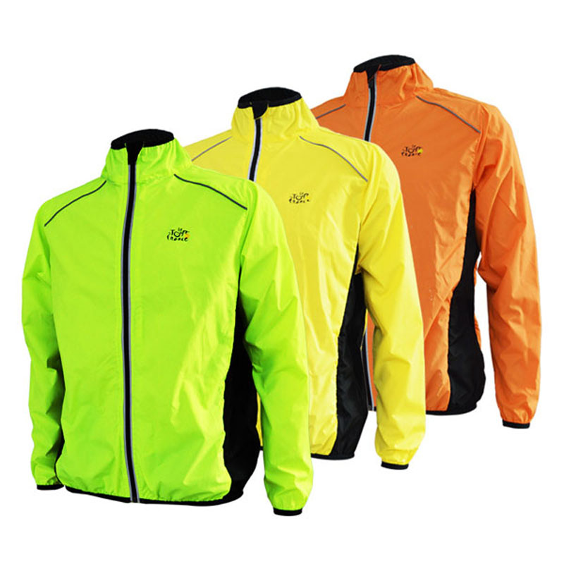 Running Rain Jacket Men | Outdoor Jacket