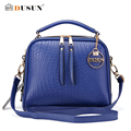 DUSUN Luxury Knitting Pattern Handbag Woman Messenger Fashion Women Famous Design Handbags Feminina Shoulder Bag Casual Tote