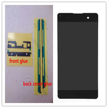 5.0'' LCD For Sony Xperia XA F3111 F3113 F3115 LCD Display with touch Screen display Digitizer Assembly Free Shipping lcd display screen touch digitizer screen assembly for sony xperia v lt25 lt25i replacement lcd free shipping
