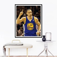 DIY oil painting By Numbers Handpainted Canvas Painting Home Wall Art Picture For Living Room Gift Dell curry(China)