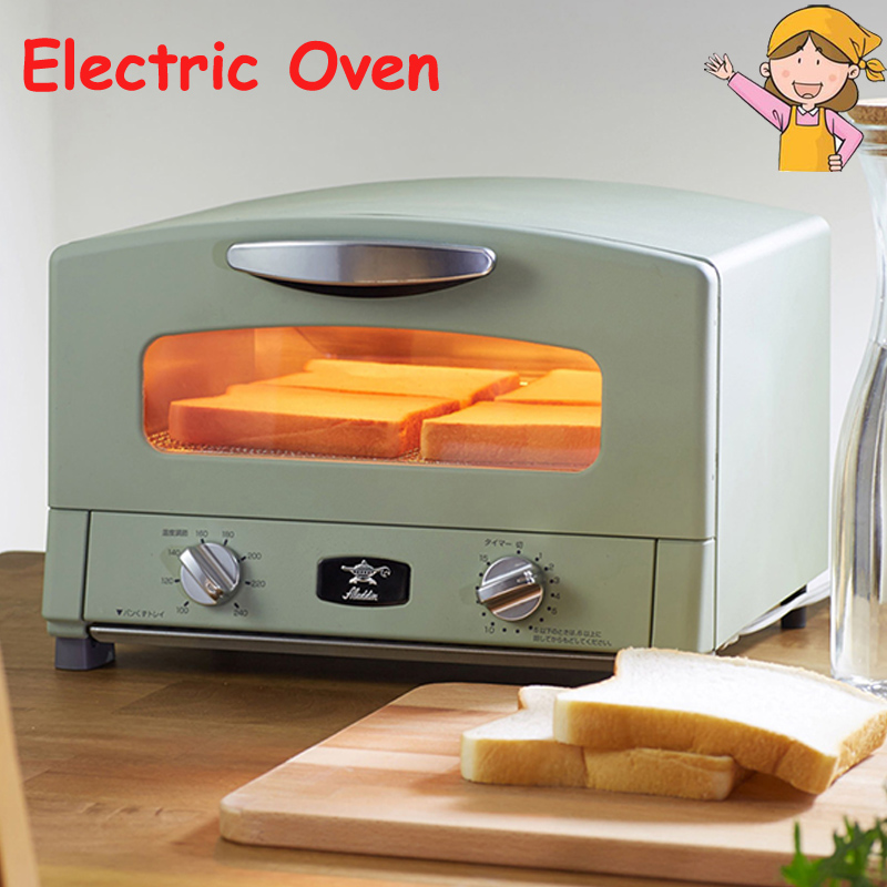 Electric Oven Multifunctional Toaster Household Baking Machine Commercial Baker AET-G15CA цена