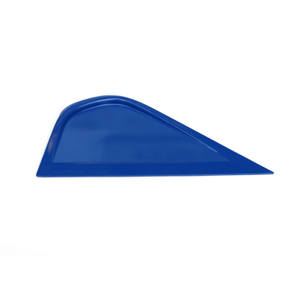 6*7.5cm Mini Car Wrap Application Tool Little Foot Small Squeegee With felt For Color Film Sealing & Tight Spaces MO 171B-in Car Stickers from Automobiles & Motorcycles