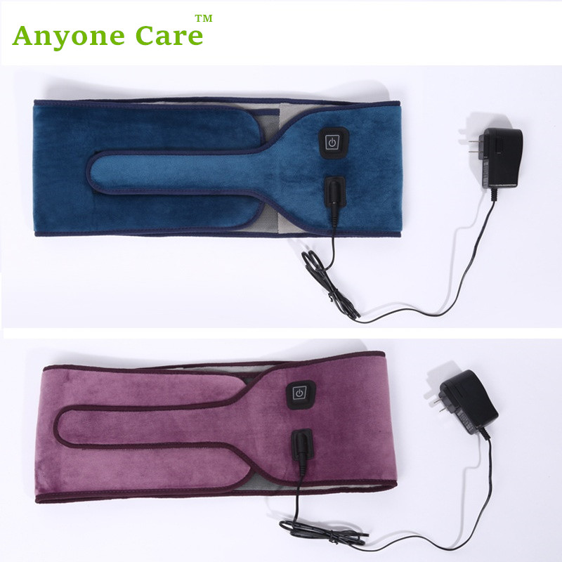 Anyone Care Far infrared Warm Moxibustion belt Electric Waist Hot Compress For Womb Cold Massage Belt anyone care far infrared warm moxibustion belt electric waist hot compress for womb cold massage belt