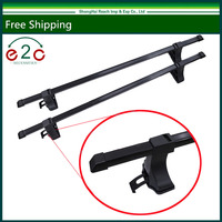 e2c 48'' Car Top Roof Cross Bars Crossbars Luggage Rack Cargo Rack Carrier Rack
