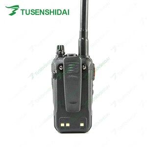 Image 2 - حار بيع قصيرة موجة VHF 66 88Mhz لحم الخنزير جهاز الإرسال والاستقبال اللاسلكي اسلكية تخاطب TS M588